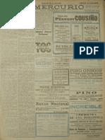 El Mercurio 1908