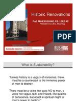 SustainbleIndustries Green Building Rushing