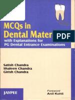Dental Mcq Ebook