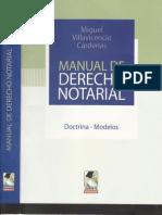 Manual Dederecho Notarial