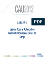 uso caesar II