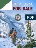 Saving Public Lands