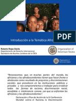 Afrodescendientes Ejecutadas Taller Transversalizacion Usa 2011 Presentaciones Roberto Rojas