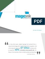 MagicInk Interactive Capabilities
