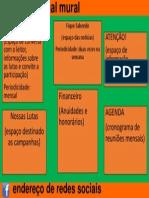 Jornal Mural_modelo de Estrutura