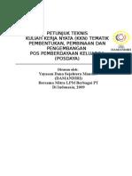 Draft Juknis KKN Tematik-RevHS-April2009