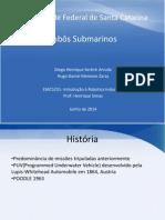 Robôs Submarinos 2.0
