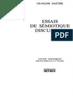 Essais de sémiotique discursive - Rastier.pdf