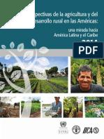 Perspectivas de la Agricultura y del Desarrollo Rural en las Américas