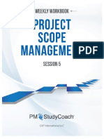 Free workbook from The PM Study Coach!