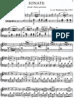Beethoven - 32 Sonate (Urtext Edition Martiensen Publisher)[1]