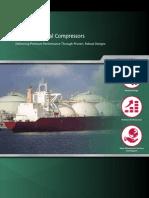 LNG Centrifugal Compressors Brochure