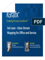 Value Stream Mapping for Office