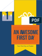 Flipkart - Awesome First Day