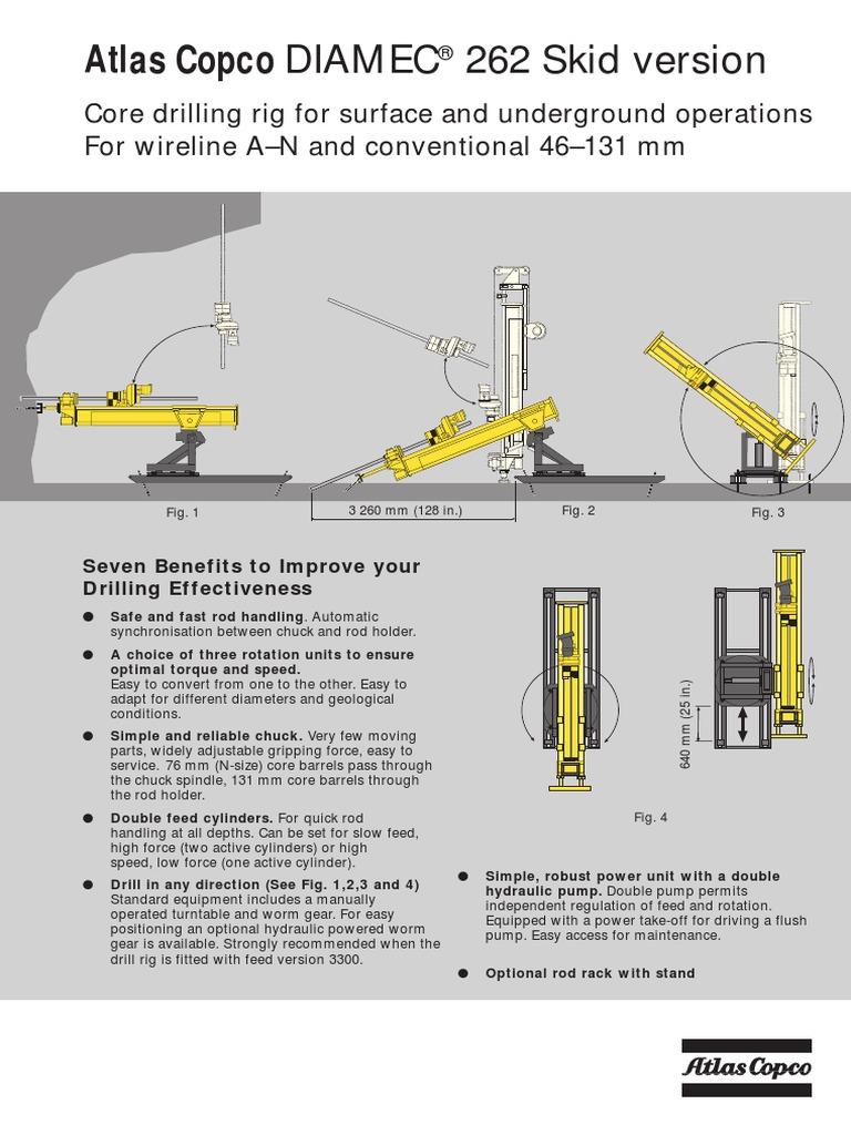 262 Skid Version Horsepower Gear Atlas Copco 1600 Wiring Diagram