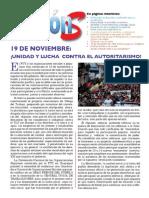 OPCION S 56- Noviembre