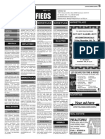 Claremont COURIER Classifieds 11.14.14