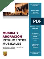 Musica y Adoración