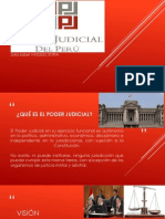Poder Judicial II - peru