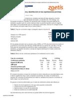 Vista de Impresión Del Artículo Efectos de La Limpieza y Desinfección en Las Explotaciones Porcinas