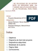 Proyecto Mecatronico