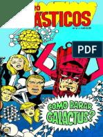 Os Quatro Fantasticos RGE 02 1979