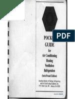 Ashrae Pocket Guide