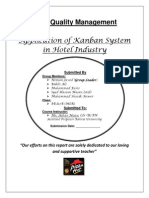 Pizza Hut Kanbaz System (Final Report)