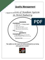 Pizza Hut Kanbaz System (Final Report)