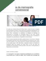 Diferenças Da Mamografia Digital E Convencional