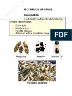 Lecture - Examination of Drugs of Abuse 1 - Spot Tests
