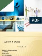 Customs slide 1