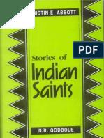 Stories Of Indian Saints - Vol-1