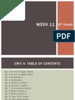 week11-6th