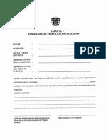 Especificaciones Técnicas Sobre Sistemas de Parrarayos