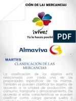 CLASIFICACIÓN DE LAS MERCANCIAS.ppt