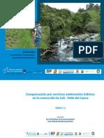 TOMO 1.2 Compensaciones por servicios ambientales en la Cuenca del Rio Cali