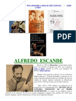 Alfredo Escande - Biografía