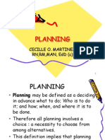 Nov 2013 Planning