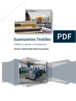 Suavizantes Textiles