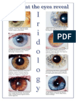 Iridology Samples