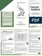 welcome handbook 2014-2015