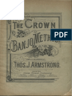 Armstrong Crown Banjo Method