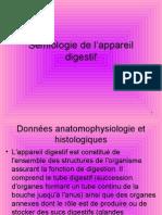 7 sémiologie de l'appareil digestive