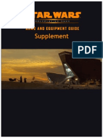Star Wars RPG D20 - Arms and Equipment Guide Supplement - Volume 1 - Issue 1