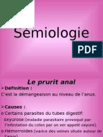 sémiologie urogénital