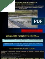 Tratamiento Aguas Servidas Fines Riego Acobamba