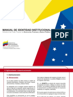 Manual Identidad Institucional