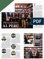 Pensando al Perú - Premio PODER al think tank del 2014