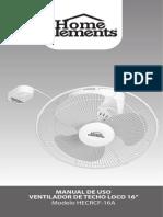 Manual Ventilador Loco v2